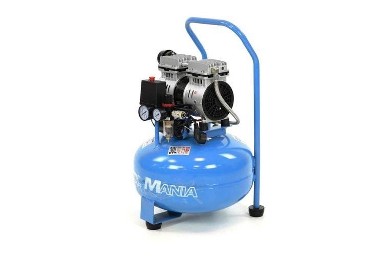 Compressor 30 Liter 230 V LOW NOISE
