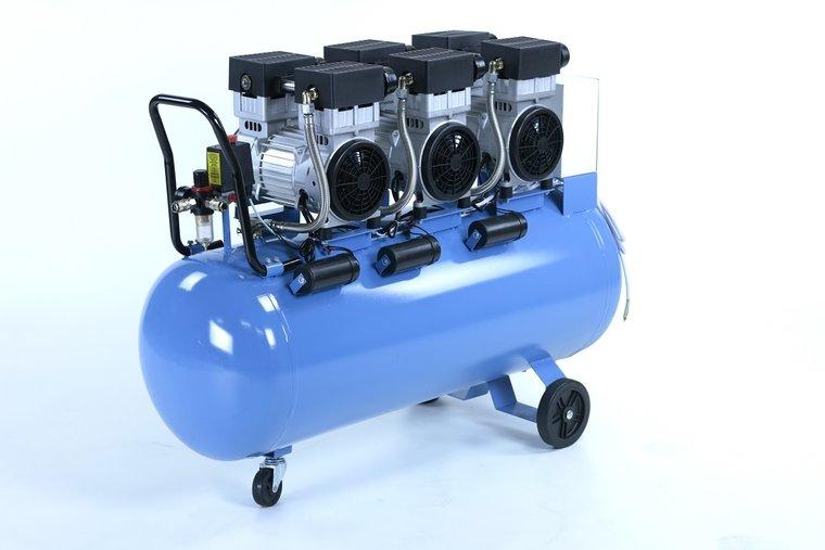 Compressor 150 Liter 230 V  LOW NOISE