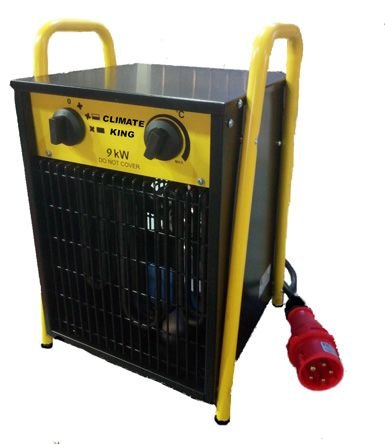 Professionele Elektrische Heater 9000 Watt