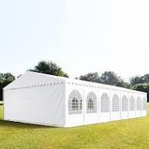 Party tent 12 x 6 wit