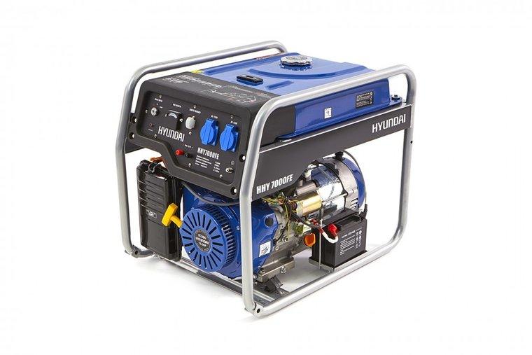 Generator 5500W huren