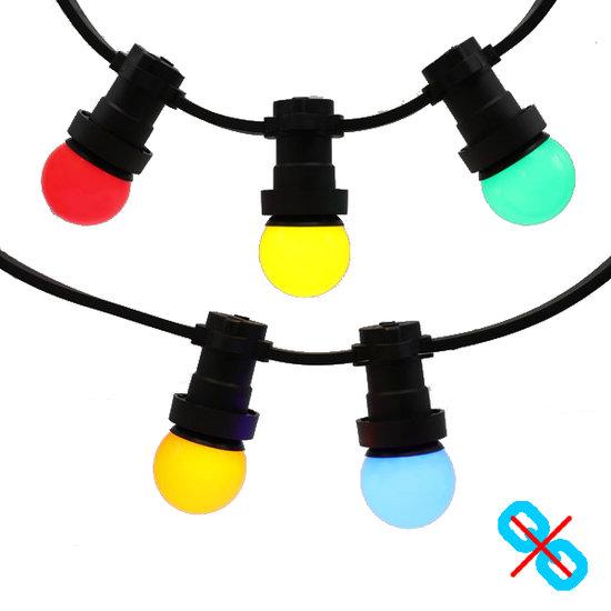 Lichtslinger LED niet koppelbaar - 25 m