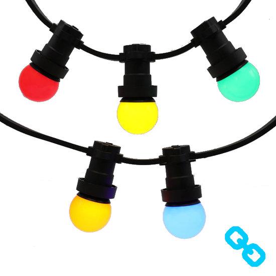 Lichtslinger LED koppelbaar - 25 m
