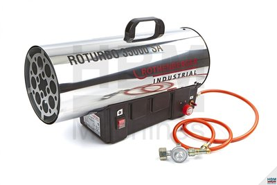 Roturbo 35000SA Hetelucht generator