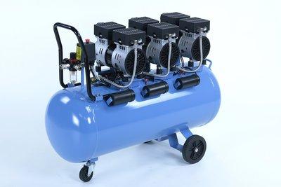 Compressor 100 Liter 230 V LOW NOISE
